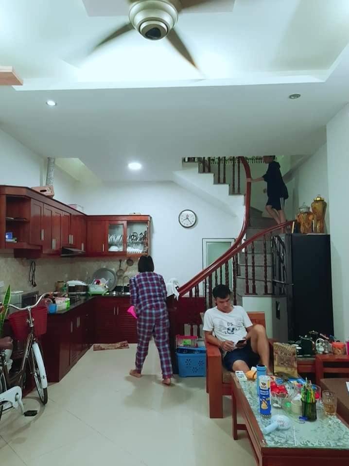 Nhà Dân Xây Gốc Đề, Minh Khai 30m2x4T Ngõ Thẳng Nhà Đẹp Thoáng Ở Ngay